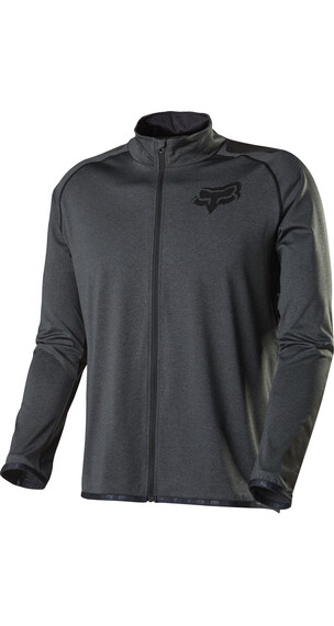 Fox Equilibrium LS Jersey Men black/charcoal